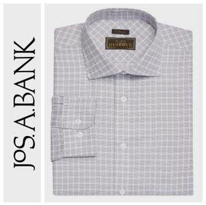 NEW JOS. A. BANKS Reserve Collection DRESS SHIRT